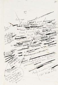Brouillon Flaubert - L'education sentimentale